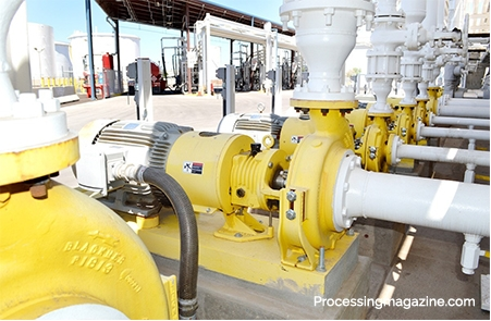 Industrial Uses Of Centrifugal Pumps