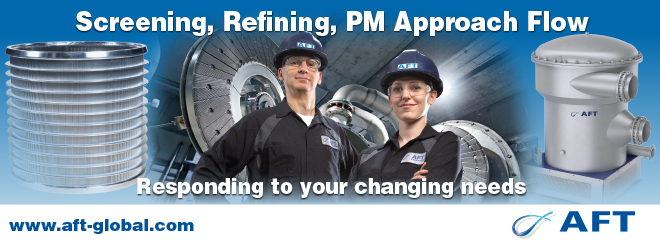 Global supplier of screening, refining & approach flow solutions