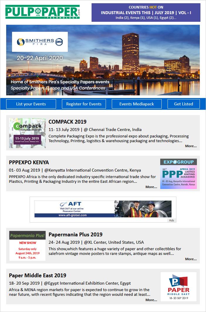 July-19 Event Newsletter Vol-1