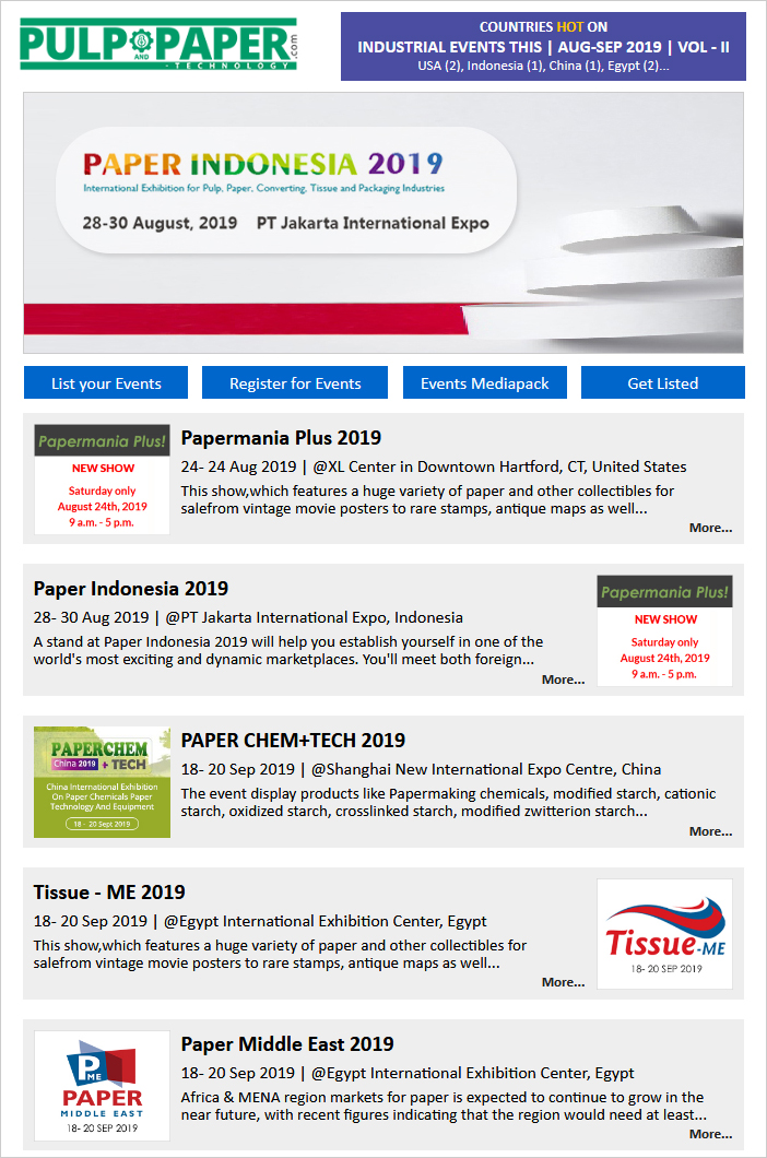 Aug-19 Events eNewsletter Vol-2