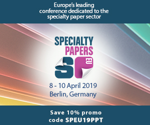 Specialty Papers Europe 2019