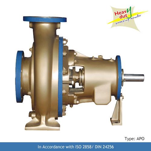 APO Type Pulp Pump
