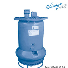 Varaga AG High Pressure Pumps