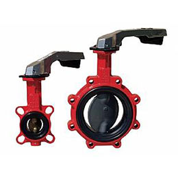 butterfly valves series 600
