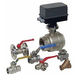 idrosfer ball valves
