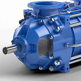 high-pressure pumps hp series