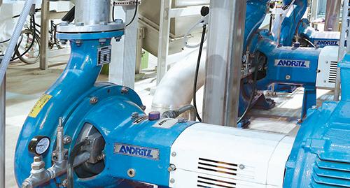 Self-priming centrifugal pump - AD series