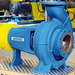 single-stage centrifugal pumps acp series