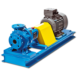 single-stage centrifugal pumps iso series