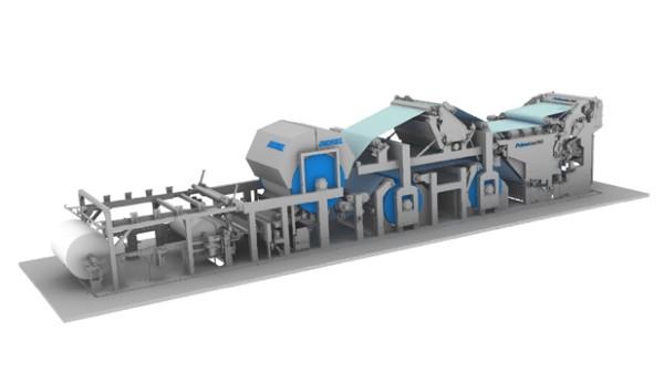 PrimeLineTAD tissue machine