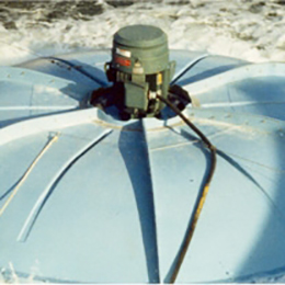 Aqua-Jet II Contained Flow Aerator