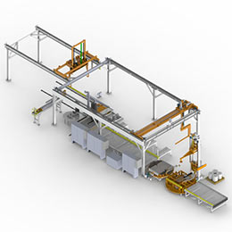 Automated Roll Sorting Systems