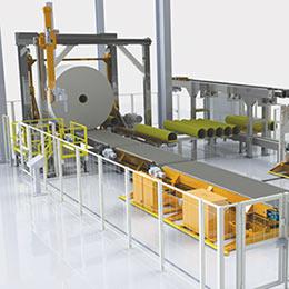 Roll Handling Solutions Equipment