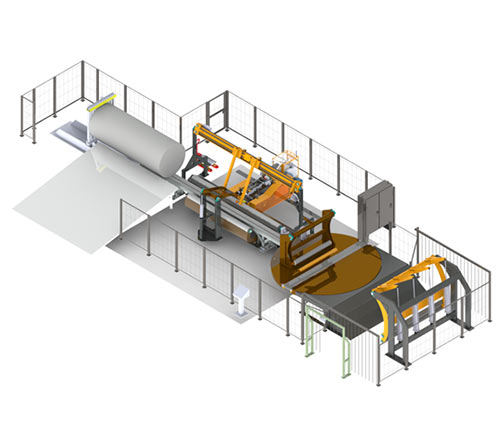 Roll Wrapping Systems