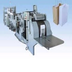 Hd330 Web-Fed Flat Bottom Paper Bag Making Machine