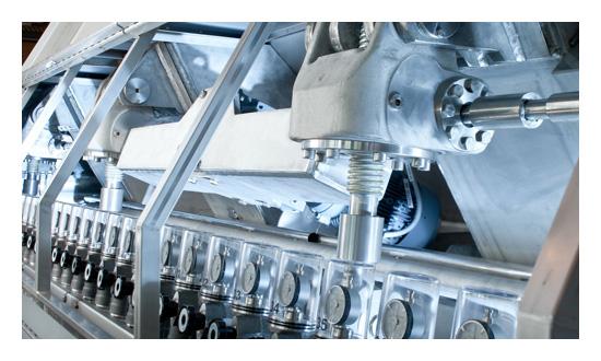 Hydraulic Headbox  TurboJetter