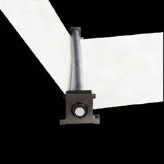 Metalic bow roll foot mount-1