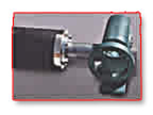 Bow Angle Adjusting Gearbox