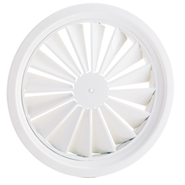 Round Swirl Outlet DRA 1