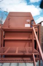 Vertical Downstroke Compactors