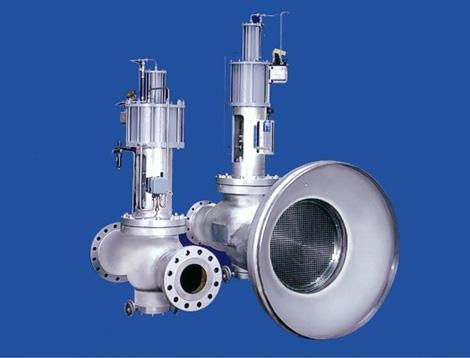 Special control valves