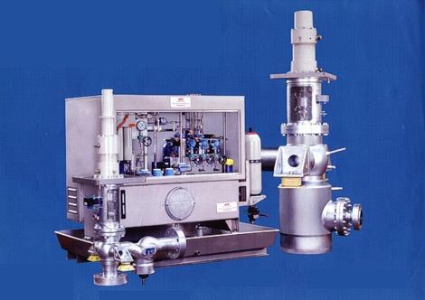 Steam conditioning valve