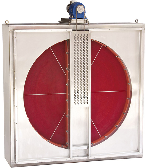 Air To Air Rotary Heat Exchanger