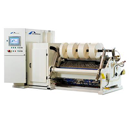 model 550 duplex center-surface slitter rewinder