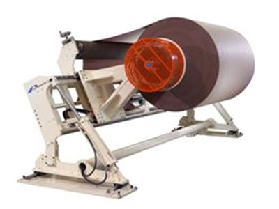 Model 686 Shaftless Floor Pickup Unwind