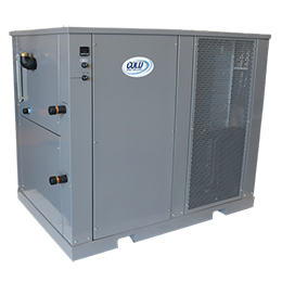 Portable Air Cooled Chillers-Continuous Flow