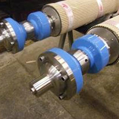Wire Rolls Machine