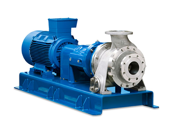 Double Mechanical Seal Chemical Process Pump