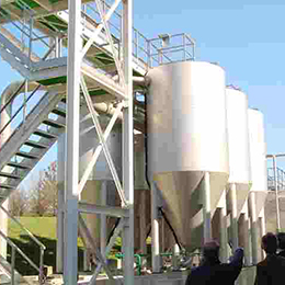 continuous sand filters