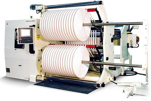 C1000D Slitter Rewinder