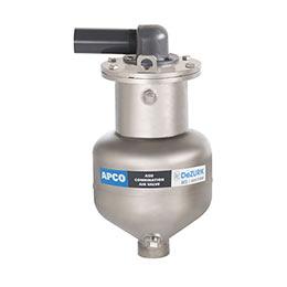 apco combination air valve-asu