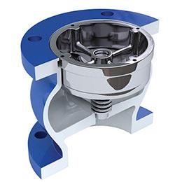 apco silent check valves-csc