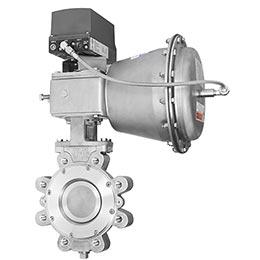 dezurik high performance butterfly valves-bhp