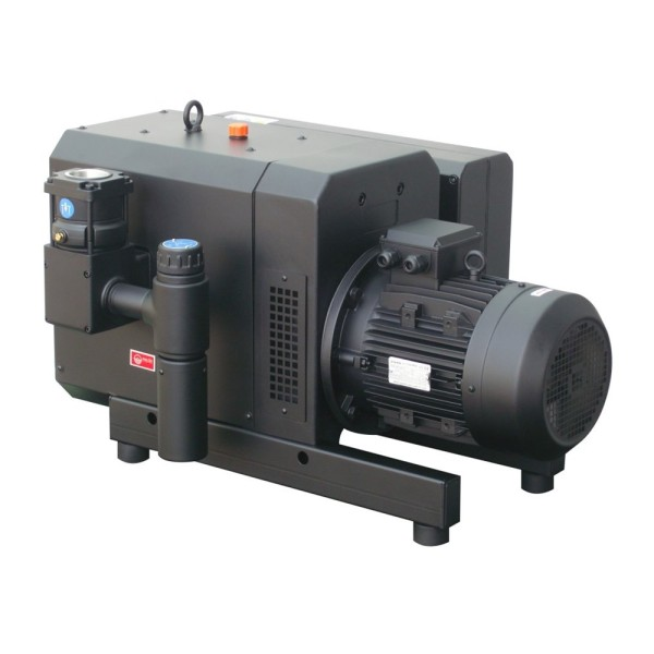 Dry-Claw Type Pumps And Compressors