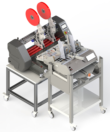 Automatic adhesive tape machine X-Treme light 700
