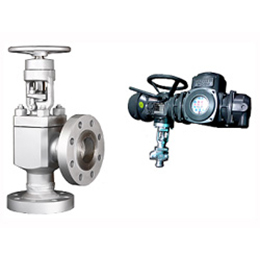 angle pattern single stage and multi stage blowdown valves