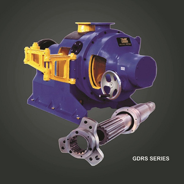Twin Disc Refiners