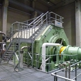 Fibre line machine in paper industry - Used machinery for paper and pulp industry