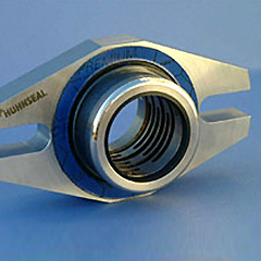 Single mechanical seal