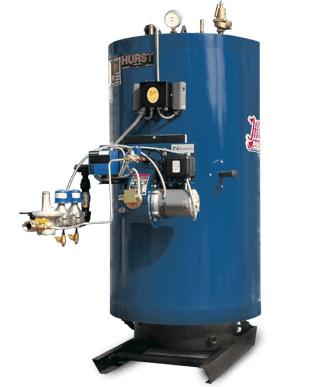 4VT CYCLONE HOT WATER VERTICAL BOILERS