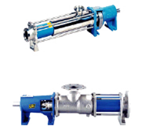 Hygiene Screw Pumps