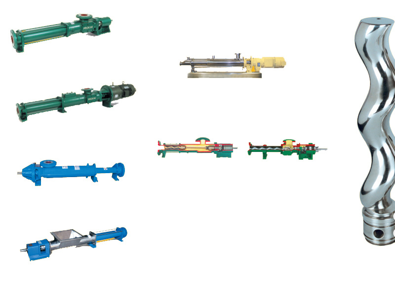 Universal Pump Spare Parts
