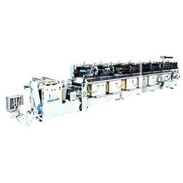 ident 400 flexographic printing press