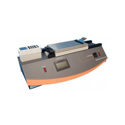 Coefficient of Friction Tester Variable Speed & Heated Platen