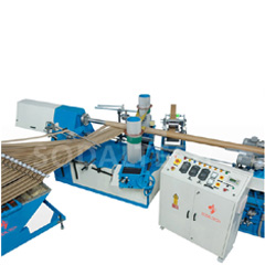 Tube making machinery