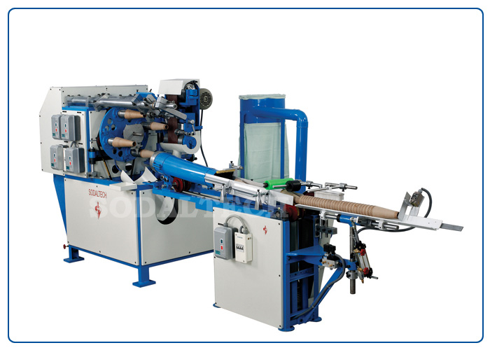 Paper Cone Finishing Machine Multi Process